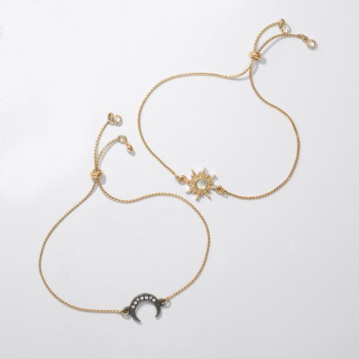 Sun And Moon Friendship Bracelet Set Avon Avonproducts Avonrep Beautyboss Jewelry
