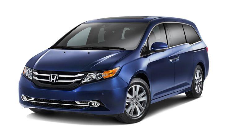 Honda Odyssey Reviews - Honda Odyssey Price, Photos, and Specs - Car and Driver