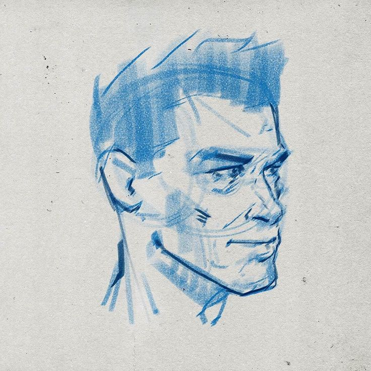 Last sketch that I did in @paintstormstudio . . . #sketch #sketching #face #man #digital #art #digitalart #sbelicki #belicki #sebel #brush #brushes #pencil #practice #paintstormstudio #paintstorm #studio #instaart #drawing