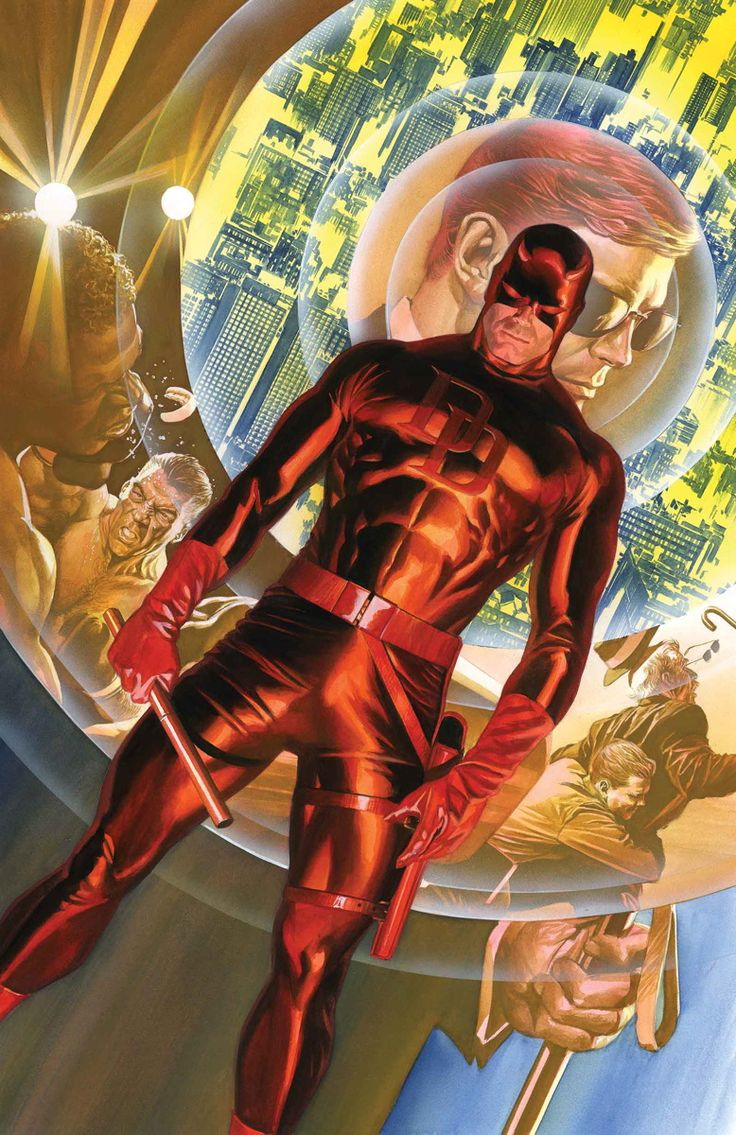 DAREDEVIL #1 (March 2014) MARK WAID (W) • CHRIS SAMNEE (A/C) Gifted with an imperceptible radar sense and a passion for justice, blind lawyer Matt Murdock—a.k.a. DAREDEVIL—protects the Golden City's streets from all manner of evil. But big changes are in store for Matt Murdock as old haunts and familiar faces rise to give the devil his due. Hold on tight, because here comes Daredevil…the Man Without Fear!