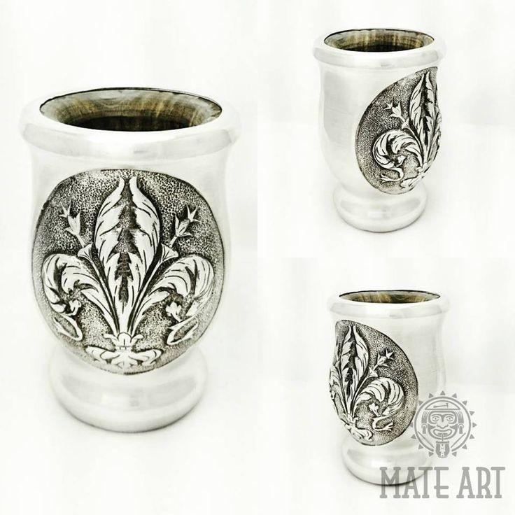 Matero Palo Santo Yerba Mate Akcesoria  http://www.sklepkolonialny.com/  #yerba #matero #metalart #handmade #cejrowski