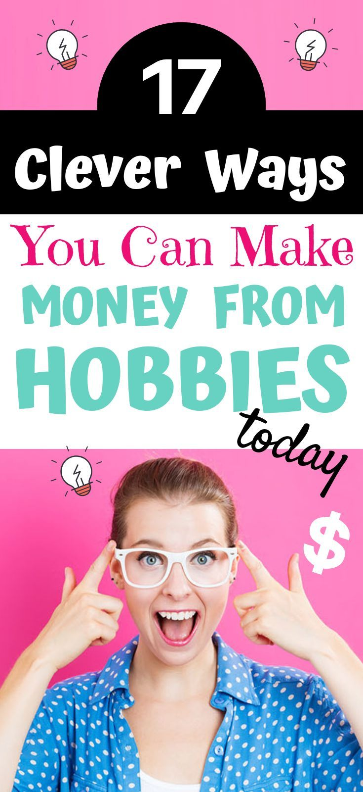 17 Best Hobbies That Make Money Fast – Side Hustles