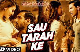Sau Tarah Lyrics – Dishoom – John Abraham, Jacqueline Fernandez:-http://www.freemp3alert.in/2016/06/sau-tarah-lyrics-dishoom.html
