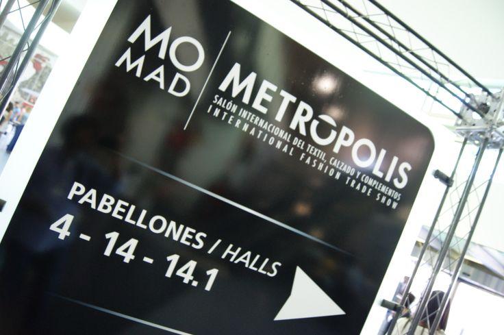 La firma de calzado Abarca Shoes, dedicada al diseño y comercialización de zapatos y cinturones unisex confeccionados artesanalmente, estuvo presente en la feria Momad Metrópolis, que se celebró del 6 al 8 de septiembre de 2013 en el recinto ferial de Ifema de Madrid.