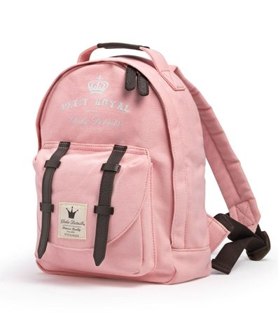 Köp Elodie Ryggsäck MINI Petit Royal Pink | Jollyroom
