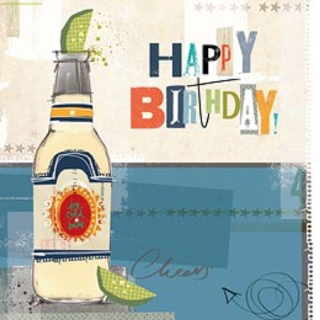 Happy Birthday - cheers!