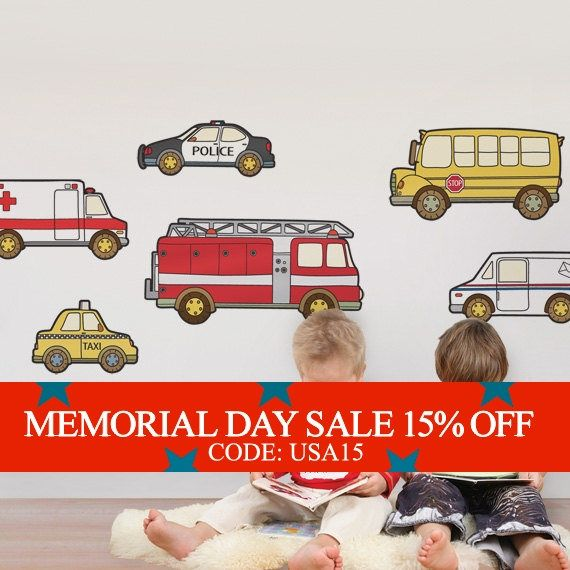 Memorial Day Sale  Emergency Vehicles Public Service Vehicles