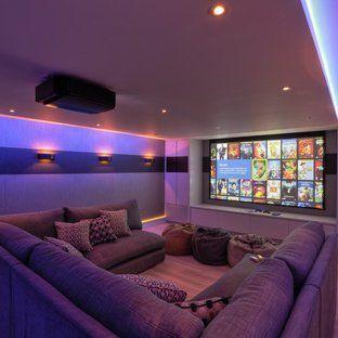 Heimkino-Designs 75 beliebtesten Heimkino-Design-Ideen für 2019 – Stilvolle …   Home Cinema Designs 75 Most Popular Home Cinema Design Ideas for 2019 – Stylish … – <a class=