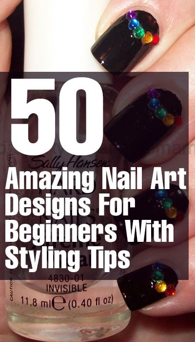 Our Nail Art expert, Dimple Rathore shows you how to create simple Nail Art designs for Beginners. Follow these basic steps to create your nail art designs