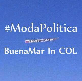 Vía @JorgeEMoncadaA: El Discurso De Lo Discutible, No Al Contrario #ModaPolitica