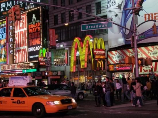 Broadway - New York City - I definitely would like to see braodway, I hope we have time for it!