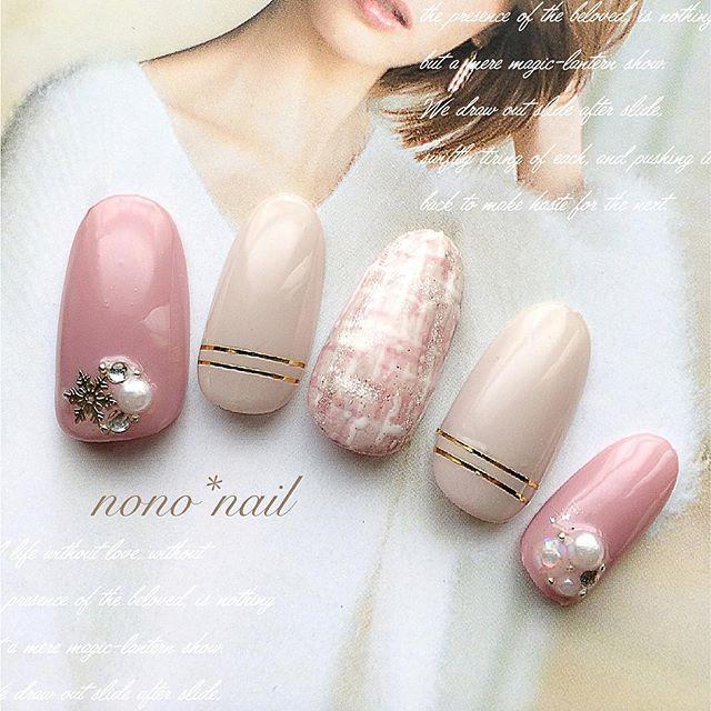 【冬ネイル♡】雪の結晶をプラス♪『スノーネイル』で季節らしい指先にしちゃお* | GIRLY | ページ2