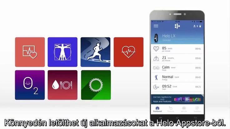 Helo LX okoskarkötő, valós idejű állapotmérő test szkenner.  Helo LX okoskarkötő értékesítése magyar nyelvű támogatással: https://www.heloscanner.net/hun/kunpisti   Amikor az első Helo -t kiadták, a hordozható technológiai piacon döbbenetet váltott ki. Az újonnan tervezett HELO LX még elképesztőbb. Az új kiadás a hatalmas frissítéseket hozott magával a megújjult hardverrel és megjelenéssel együtt. A hagyományos okos karkötőkkel ellentétben a HELO nem korlátozódik a fizikai adatok…