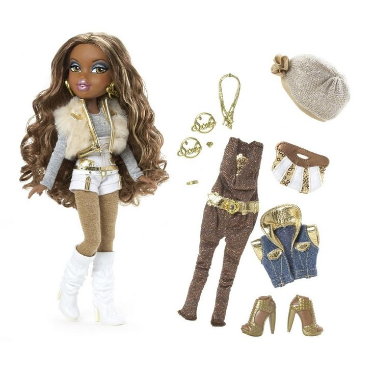 Bratz prom dress up