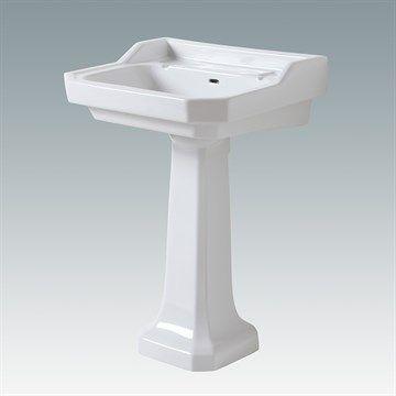 Giunone 61 Håndvask i klassisk stil til søjle fra Italien