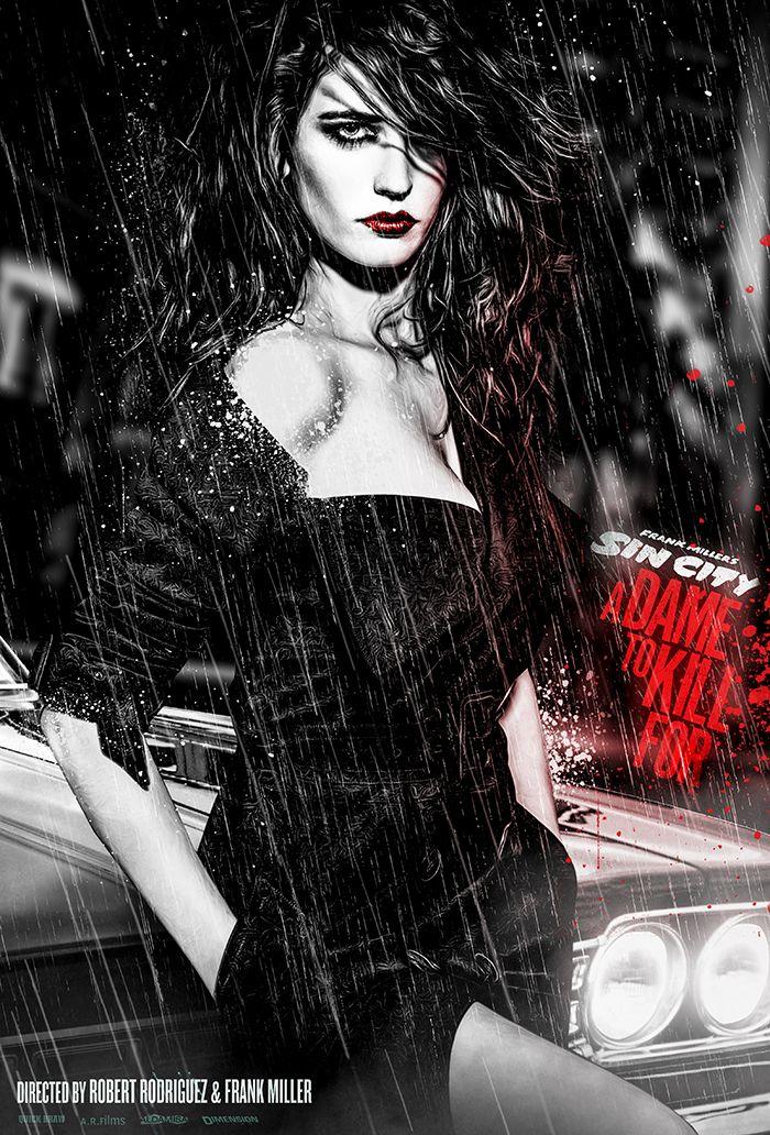 Sin City : j'ai tué pour elle de Franck Miller