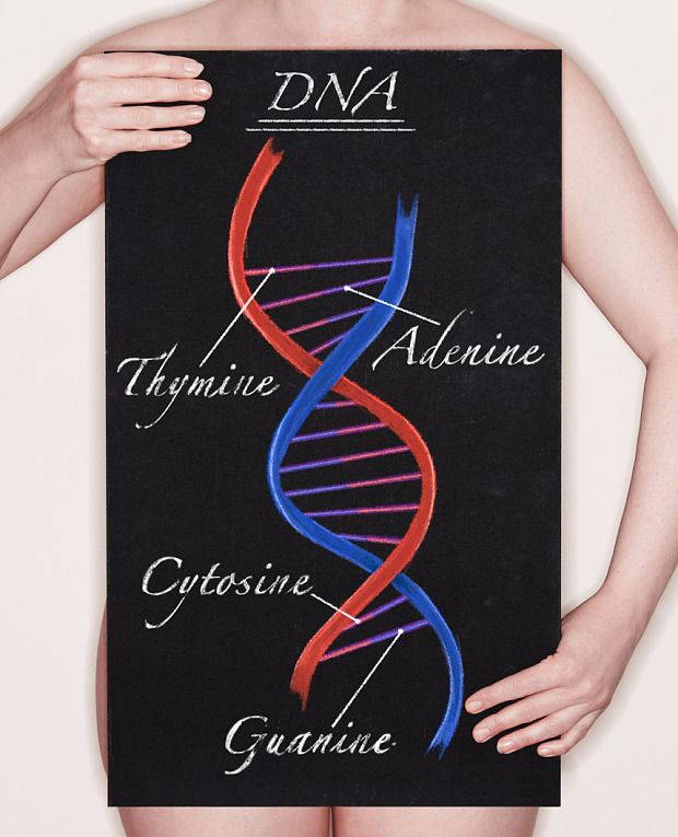 DNA carries traces of past events meaning poor lifestyle can affect future generations it has been reported