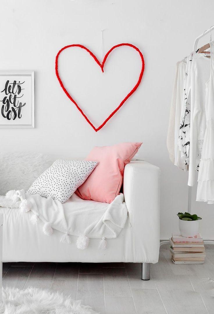 101 best déco saint-valentin : un peu, beaucoup, passionnément