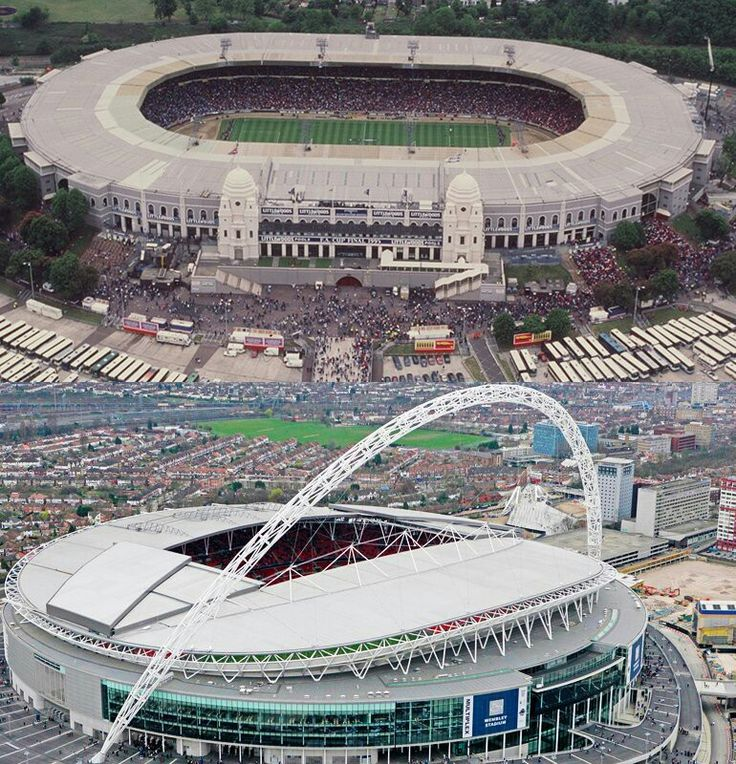 old wembley stadium by - photo #12