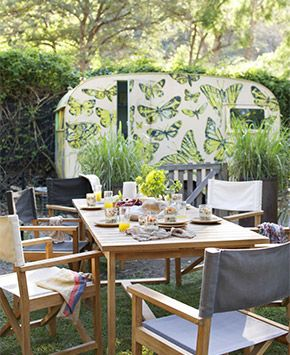 Eco Outdoor - Furniture - Dining Chairs, Stools + Benches - Ida