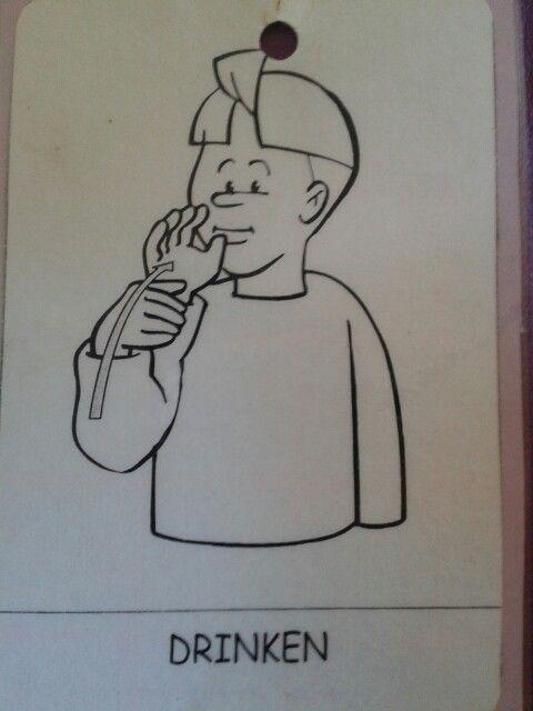 gebaren drinken