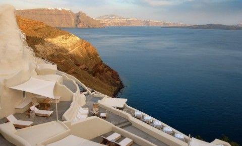 Mystique Resort | Santorini
