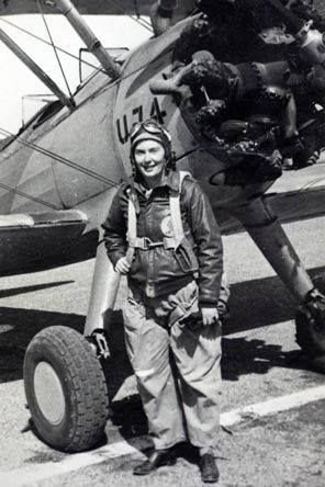 Mary Jean Sturdevant worked as a ground-school instructor at 21 and taught thousands of men to fly as a member of the Women Airforce Service Pilots (WASP) in World War II ~
