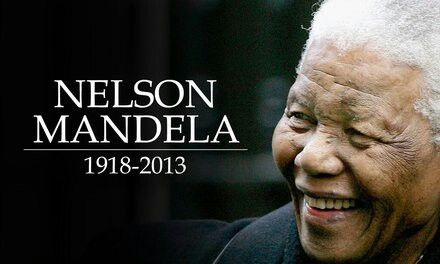 Thank you Nelson for all that you've done. Rest in Peace Madiba