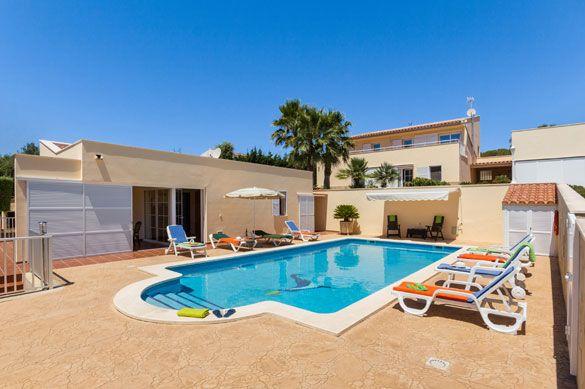 Villa Sa Caseta In Punta Prima, Menorca | Villa Plus