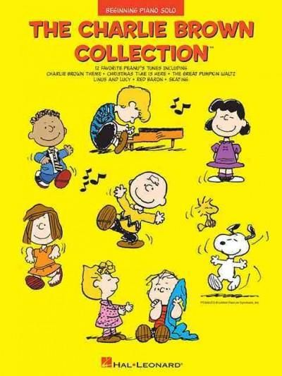 The Charlie Brown Collection: Beginning Piano Solo (Paperback)