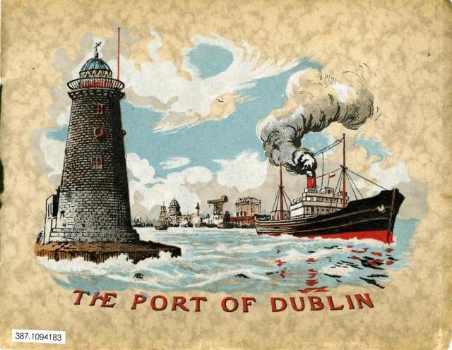 Dublin Port and Docks Board The port of Dublin, official handbook (1926)