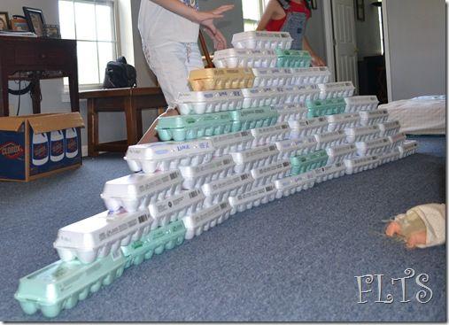 more egg cartons