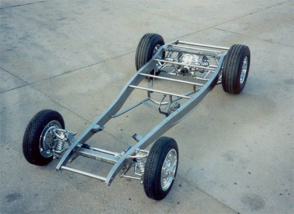Cornhusker Rod Custom 32 34 Ford Chassis 29 Highboy Chassis