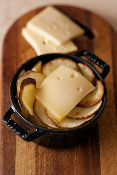 Raclette Macaroni & Cheese