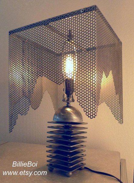 Винтажные лампы накаливания (лампы Эдисона)