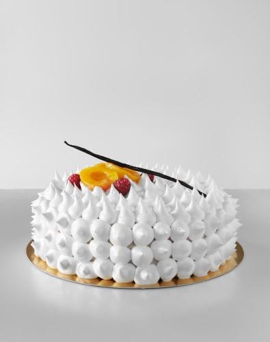 En tårta nu skulle inte sitta fel...