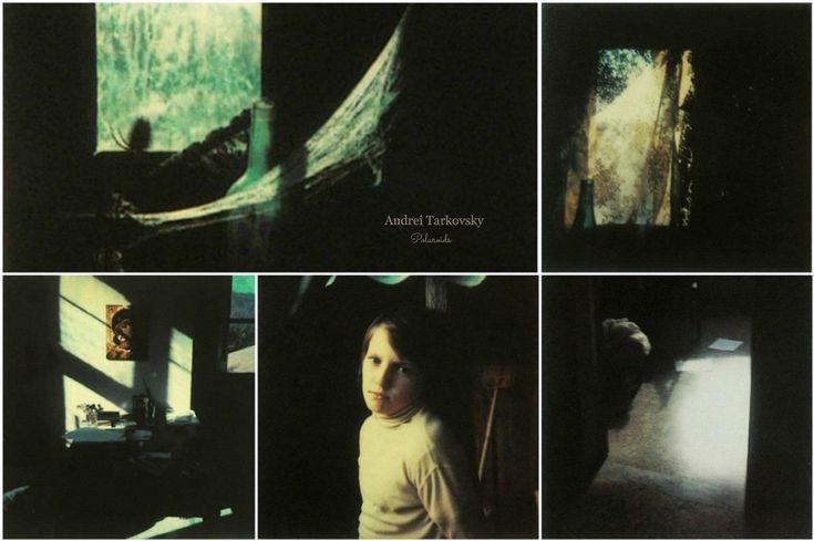Andrei Tarkovsky - 'Polaroids'