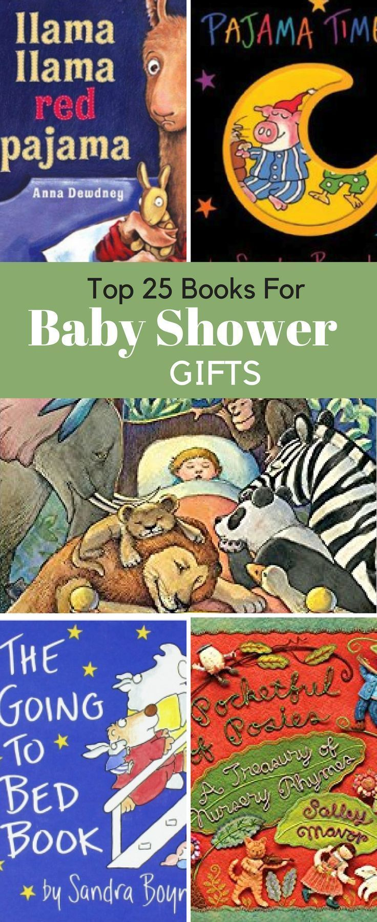 Top 25 Books For Baby Shower Gifts Best Baby Shower Gifts