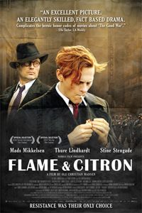 A look at the lives of two Danish Resistance fighters during WW2. Great film!