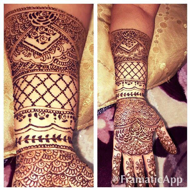 #bridalhenna #bridalmehndi