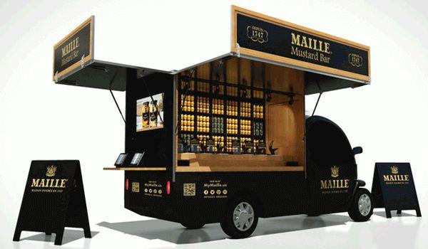 Ide Bisnis Kuliner Food Truck