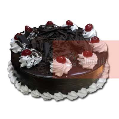 Buy online Black Forest chocolate cake