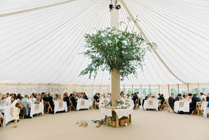 Within one of LPM Bohemia's Traditional Circular Tent at a summer wedding 2015.