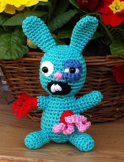 11 Best Crochet Zombies Images On Pinterest Crocheting Patterns