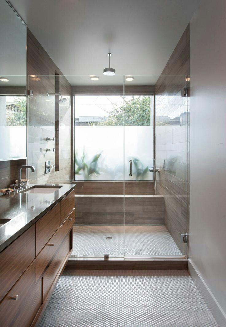 The 25+ best Long narrow bathroom ideas on Pinterest ...