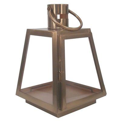 1312 best lighting landscape lighting images on pinterest allen roth 13 in copper plated lantern aloadofball Images