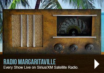 Radio Margaritaville - Every Show Live on Sirius/XM Satellite Radio