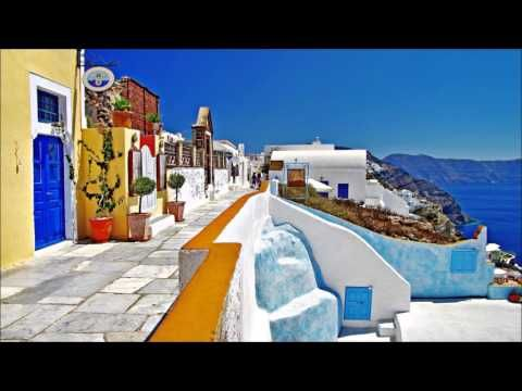 Greek Relaxing Music: Bouzouki Instrumental - Hypnotic Tones.