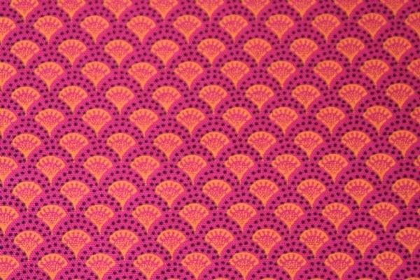 pink shweshwe