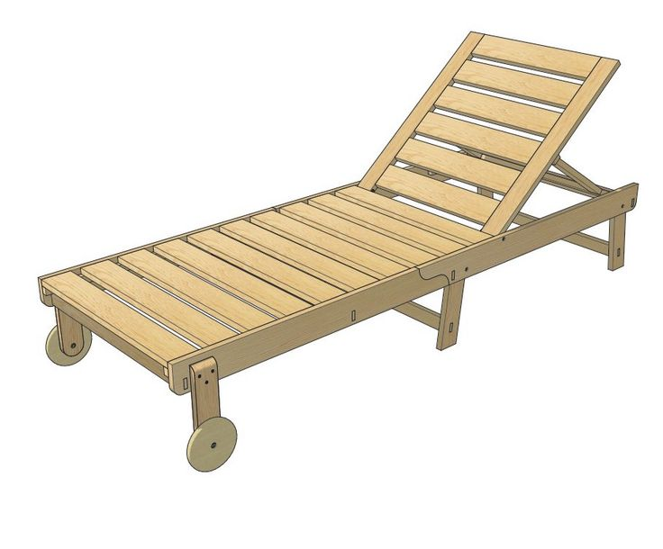 simon rodway brings a ray of sunshine with his design for a folding sun lounger